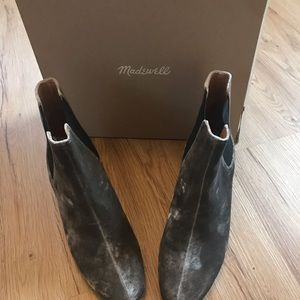 Madewell Gusset Chelsea boot